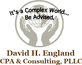 David H. England, CPA & Consulting, PLLC